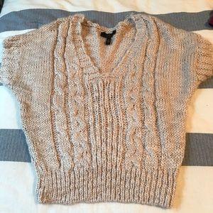 Jessica Simpson Short Sleeve Sweater
